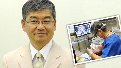 【写真】 インプラントの専門医