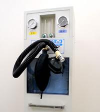 (写真)笑気麻酔吸入装置